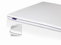 Comfort Air Memory Foam Climate control topdekmatras - 5cm